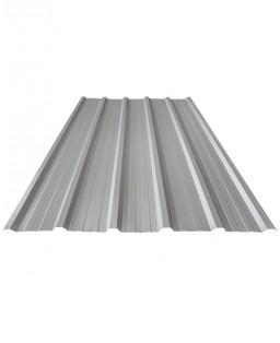 Cubierta trapezoidal silver...