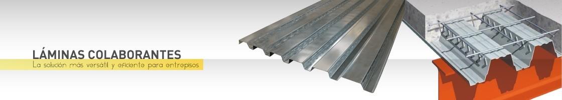 Entrepisos - Deck Steel - PlacaFacil Corrugado y Rigidizado
