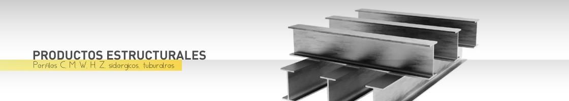 Productos Estructurales - Perfiles Siderúrgicos